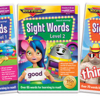 Sight Words DVD Set