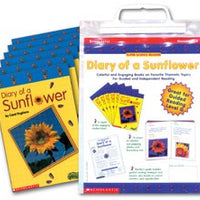 Diary of a Sunflower Read-Along Set