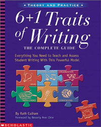 6 + 1 Traits of Writing Complete