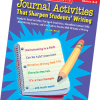 Journal Activities that Sharpen Students Writing
