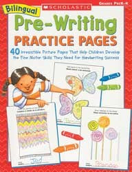 40 Irresistible Pre-Writing Practice Pages