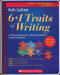 6+1 Traits of Writing Professional Series DVD