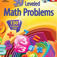 50 Leveled Math Problems Level 3