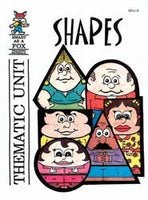 Shapes Theme Unit Library Bound Book