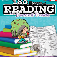 180 Days of Reading Grade 2