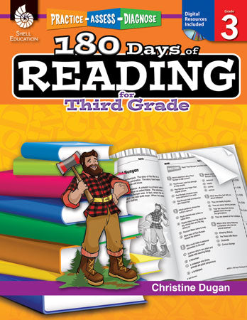 180 Days of Reading Grade 3