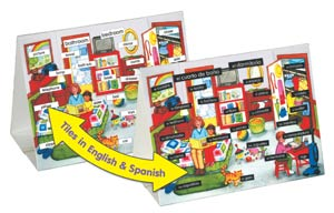 Table Top Magnet Set Bilingual