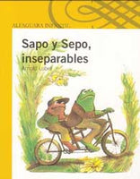 Frog & Toad Together Spanish Paperback Book