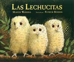 Owl Babies Spanish Hardcover Book