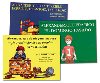 Alexander Spanish Book Set