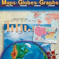 Maps-Globes-Graphs Level D/4 Student Ed