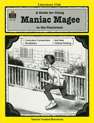Maniac Magee 6 Books & Literature Guide