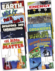 My Science Library Set Gr 3-4 - English