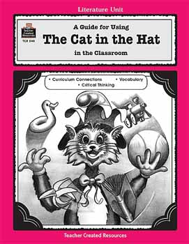 Cat in the Hat Literature Unit