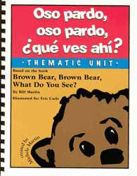 Brown Bear Bilingual Theme Unit