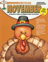 Monthly Idea Book November Pre/K