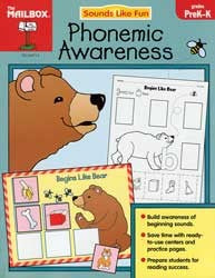 Sounds Like Fun: Phonemic Awareness