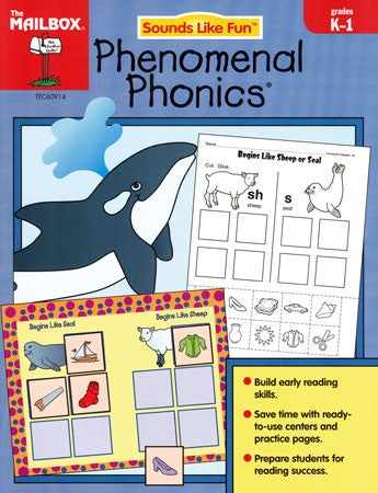 Sounds Like Fun: Phenomenal Phonics