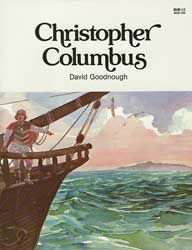 Christopher Columbus Paperback Book By David Goodn