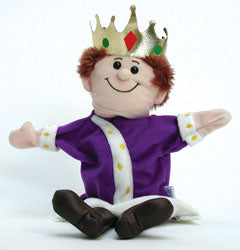 King Puppet 12 in.