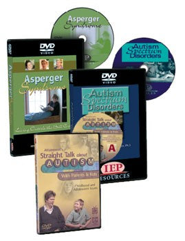 All About Autism DVD Series Set/3