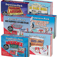 Reading Comprehension Red Level Expansion Packs