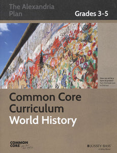 Common Core Curriculum: World History Grades 3-5 Book
