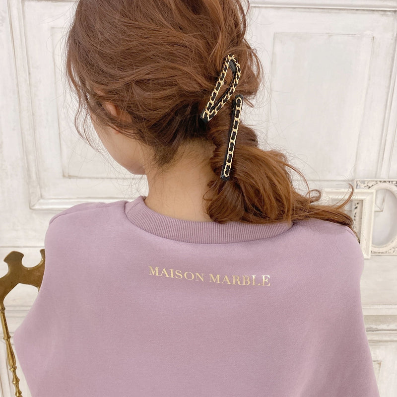 Amour Sweater - MAISON MARBLE