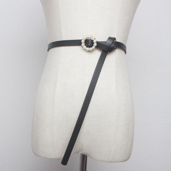 Pearl Belt - MAISON MARBLE