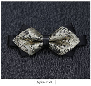 Newest Butterfly Knot Bow Tie