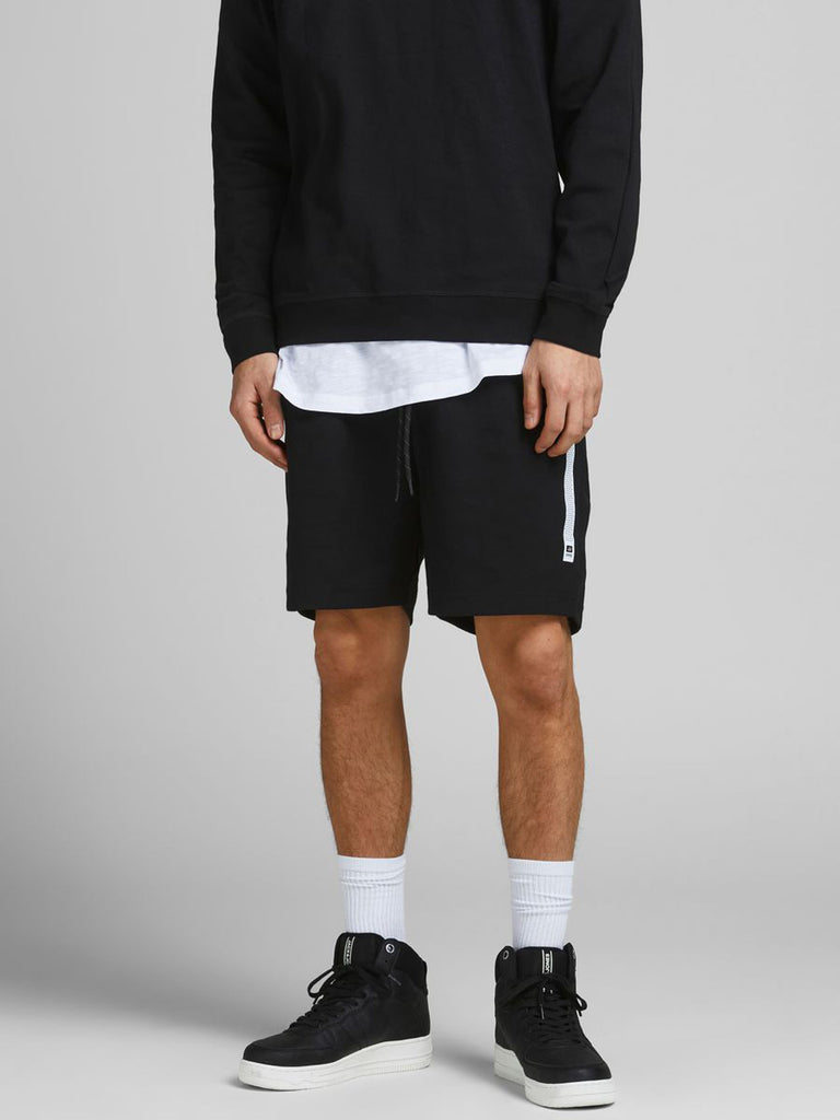 Jack & Jones Core Taped Sweat Shorts
