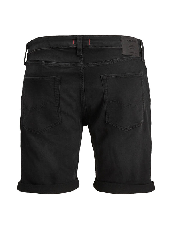 Jack & Jones Intelligence Rick Icon Shorts 010 Black Denim kurze Hose