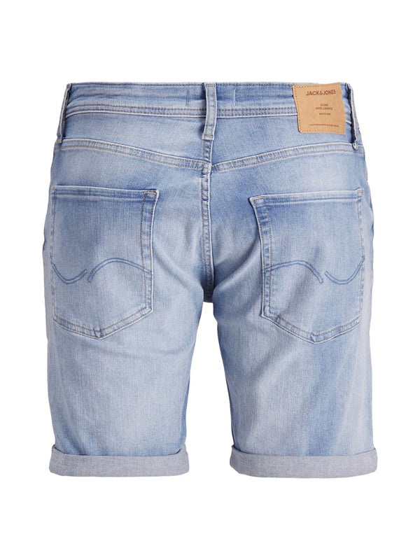 Jack & Jones Intelligence Rick Original Shorts 022 Blue Denim kurze Hose