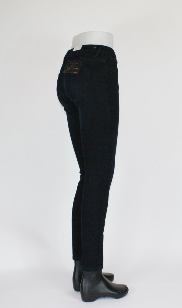 Cross Women Adriana Blue Denim Super Skinny Jeans P461-192