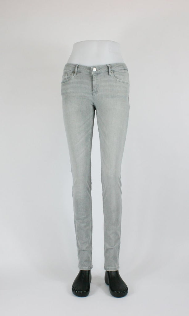 Cross Women Adriana Grey Denim Super Skinny Jeans P461-204