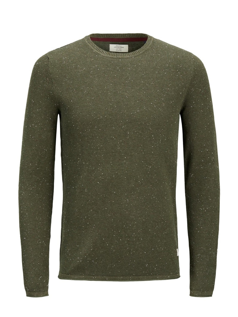 Jack & Jones Originals Nathan Knit Crew Neck Pullover