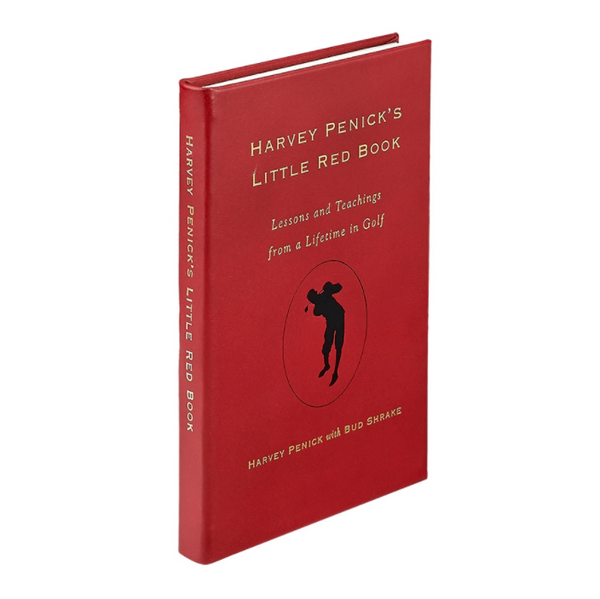 Harvey Penick's Little Red Leather Book