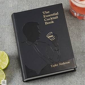 The Essential Cocktail Leather Book