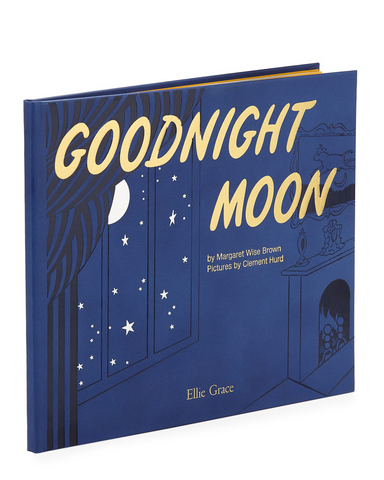 Goodnight Moon Leather Book