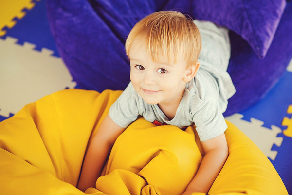 Are Bean Bag Chairs Safe For Kids?
