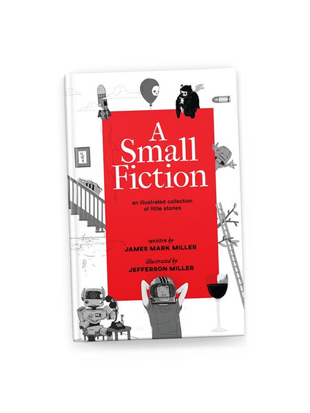 'A Small Fiction' Book
