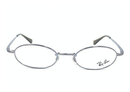 Ray Ban Rx6160 2502 48/19/135 Metal A