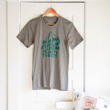 "Load image into Gallery viewer, ""Hike the Great Trinity Forest"" T-Shirt"