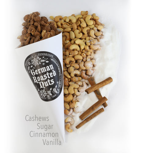 Cone of Roasted Cashews