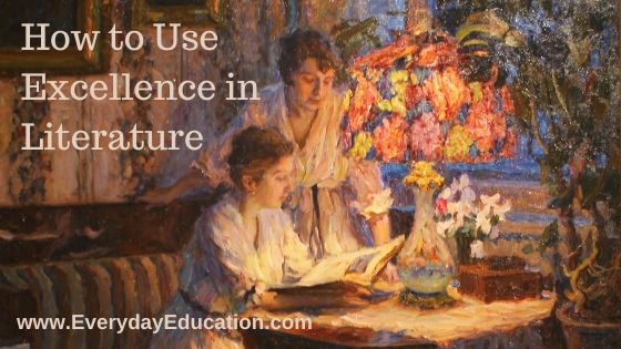 How to use Excellence in Literature