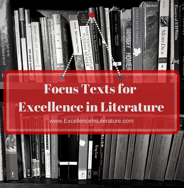 Focus Texts: Recommended Editions