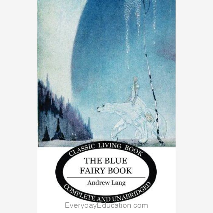 Blue Fairy Book by Andrew Lang - Book