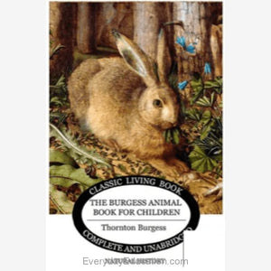 Burgess Animal Book - Book