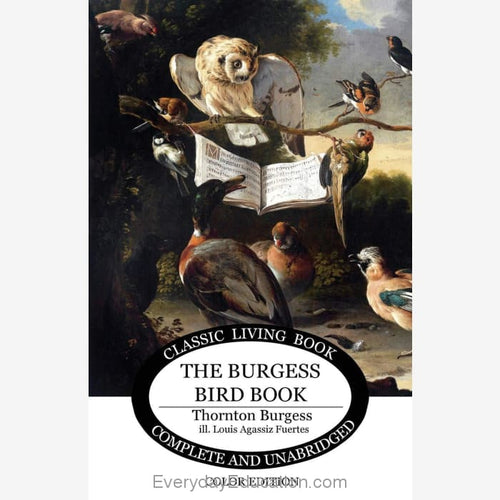 Burgess Bird Book - Book