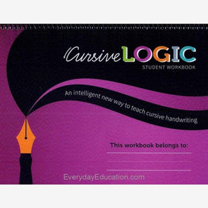 Cursive Made Easy with CursiveLogic - Book